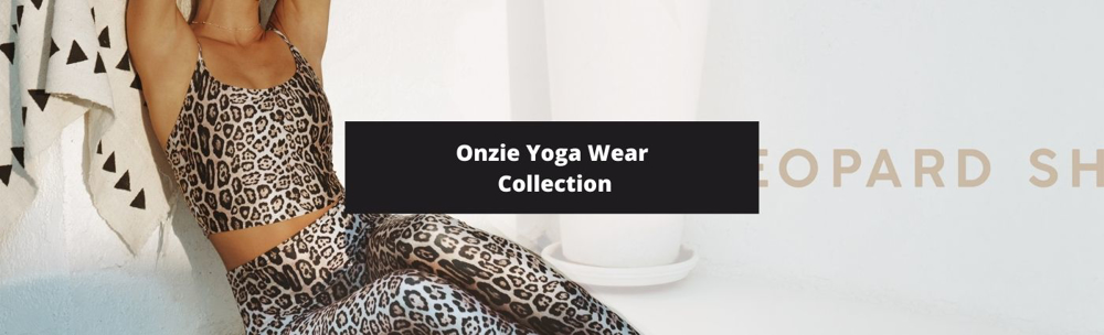 See Onzie Yoga Wear Collection in UAE
